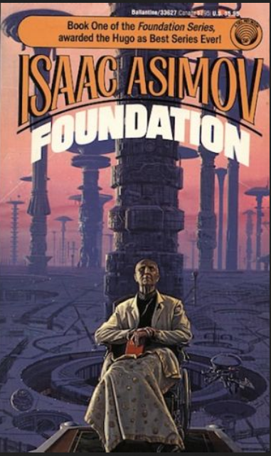asimov foundation good